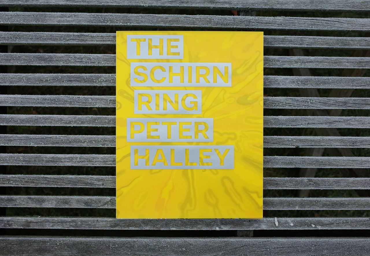 The Schirn Ring — Peter Halley </br> Schirn Frankfurt